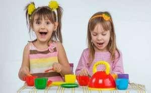 Лучшие игрушки для маленьких девочек